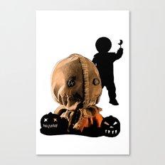 Sam: Monster Madness Series Canvas Print