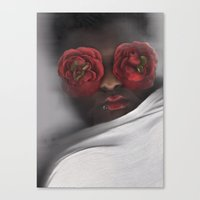 transparent Canvas Prints featuring Transparent  by Mechela' Bizzell | Photography