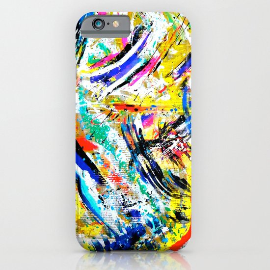 re: stacks // Bon Iver iPhone & iPod Case