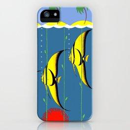 Australia Great Barrier Reef Queensland iPhone Case