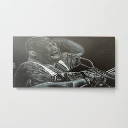 François Hadji-Lazaro Metal Print