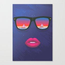 Sailing Dreams Canvas Print