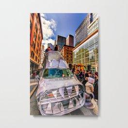 Street Fair in San Francisco  Metal Print