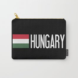 Hungary: Hungarian Flag & Hungary Carry-All Pouch