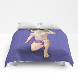 male nude art comics   ,aquarius Comforters