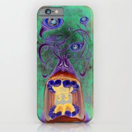 BLARGH iPhone Case