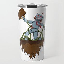 Dave Bot Travel Mug