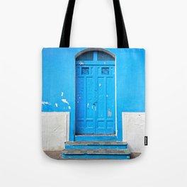 Superazul Tote Bag
