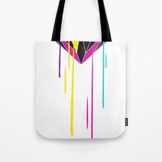 Melting Diamond Tote Bag