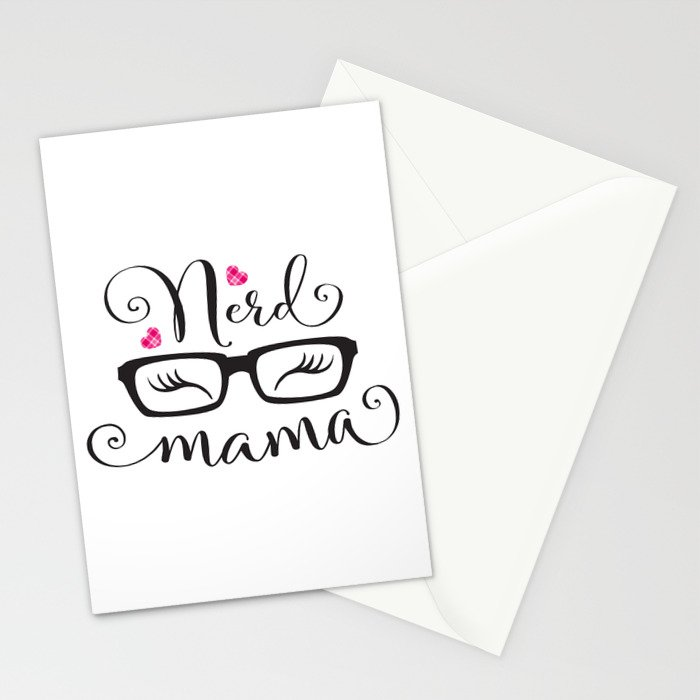 NerdMama Stationery Cards