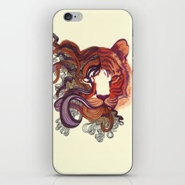 Dream Tiger iPhone Skin