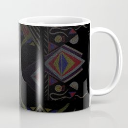Mandalic Altar I Coffee Mug