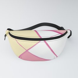 Abstracted Fanny Pack