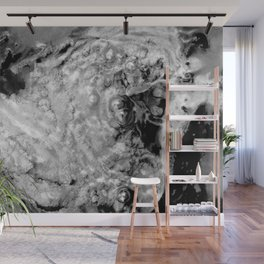 Boiling thermal water Wall Mural