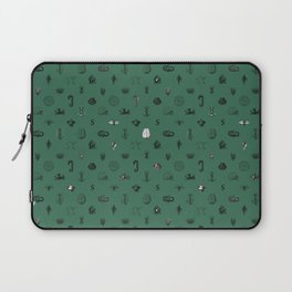 House of the Cunning - Pattern II Laptop Sleeve