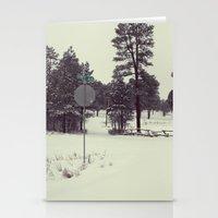 colorado Stationery Cards featuring Colorado. by Cynthia del Rio