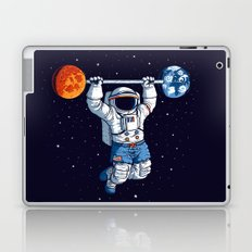 Space Gym  Laptop & iPad Skin