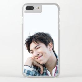 BTS RM Phone Case Clear iPhone Case