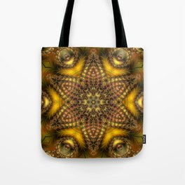 Withering of leaves Tote Bag