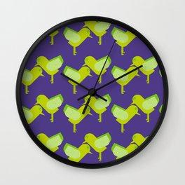 pajaros! Wall Clock
