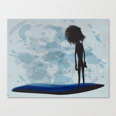 overlooking Canvas Print