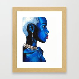 Adaeze pt. 1 Framed Art Print