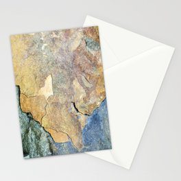 Abstract Stone Stationery Cards