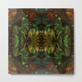 The room of the caterpillar Metal Print