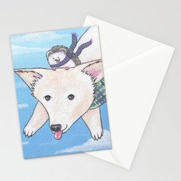 Biddy and Charlie Stationery Cards