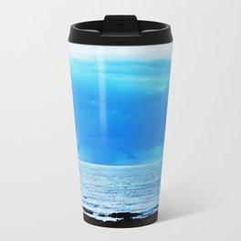 Storm Funnels Above the Sea Travel Mug