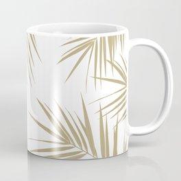 Palm Leaves Cali Finesse #2 #gold #tropical #decor #art #society6 Coffee Mug
