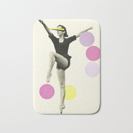 The Rules of Dance II Bath Mat