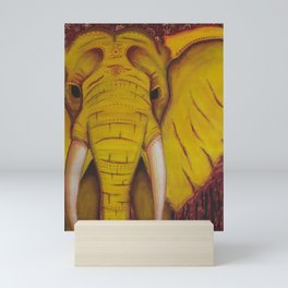 Yellaphant Mini Art Print