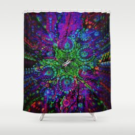 PINEAL GLAND Shower Curtain