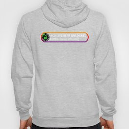 Achienement unlocked 1000g create offspring Hoody