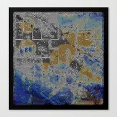 Cloud Animals Canvas Print