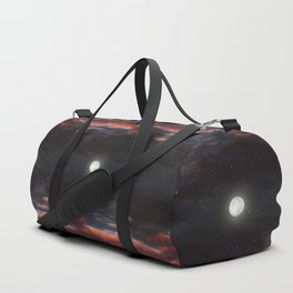 Dawn's moon Duffle Bag