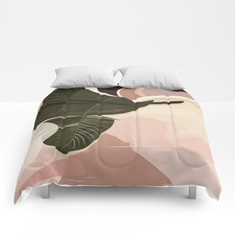 Nomade I. Illustration Comforters