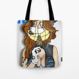 Introducing LocaCrazy Mouse (2013) Tote Bag