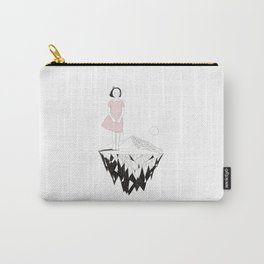 Torn Island Carry-All Pouch