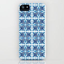 Majolica tiles iPhone Case