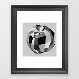 Apple Trilogy - before the first bite Framed Art Print