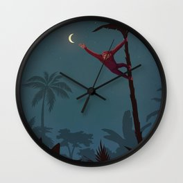 Aim High Wall Clock