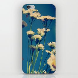 Coming Up Daisies iPhone Skin