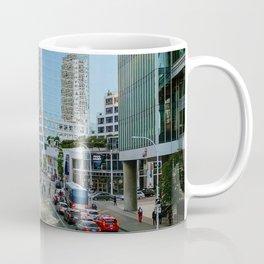 The Cityscape View (Color) Coffee Mug