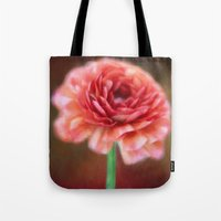 persian Tote Bags featuring Persian Buttercup by ThePhotoGuyDarren