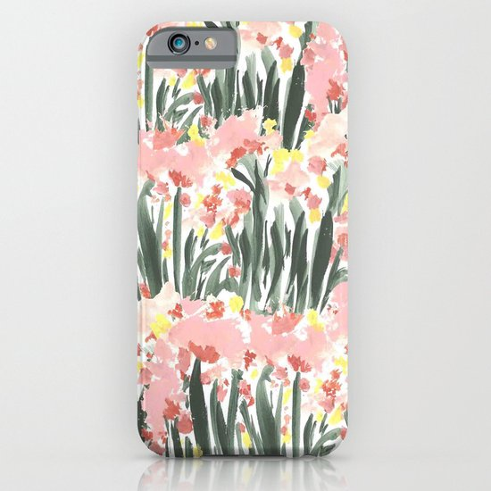 Ugly Garden iPhone & iPod Case