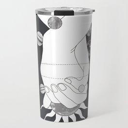 Everything Revolves Around Us II Travel Mug