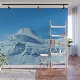The imposing peak of Gjaidstein, Austria Wall Mural