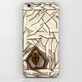 Where There's A Will... iPhone Skin